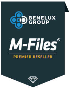 Benelux Group is M-Files Premier Reseller.