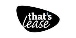 That's Lease logo, klant bij Benelux Group.