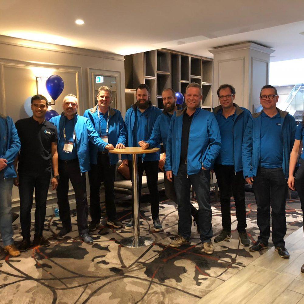 Team Benelux Group M-Files Premier Reseller.