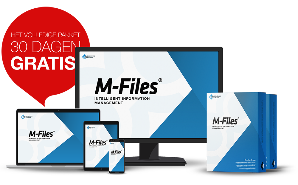 Download M-Files document management software gratis